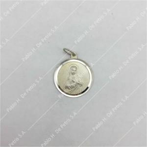 0434-Inmaculado Corazón - Medalla de Plata
