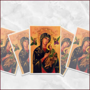 Virgen del Perpétuo Socorro